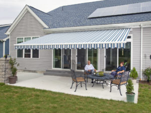 Custom Awning Shades And Canopies Ameridry Roofing
